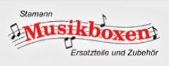 Stamann Musikboxen, Ersatzteile usw.