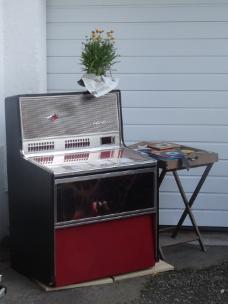 Wieder funktionsbereit -  Carillon Baujahr 1971